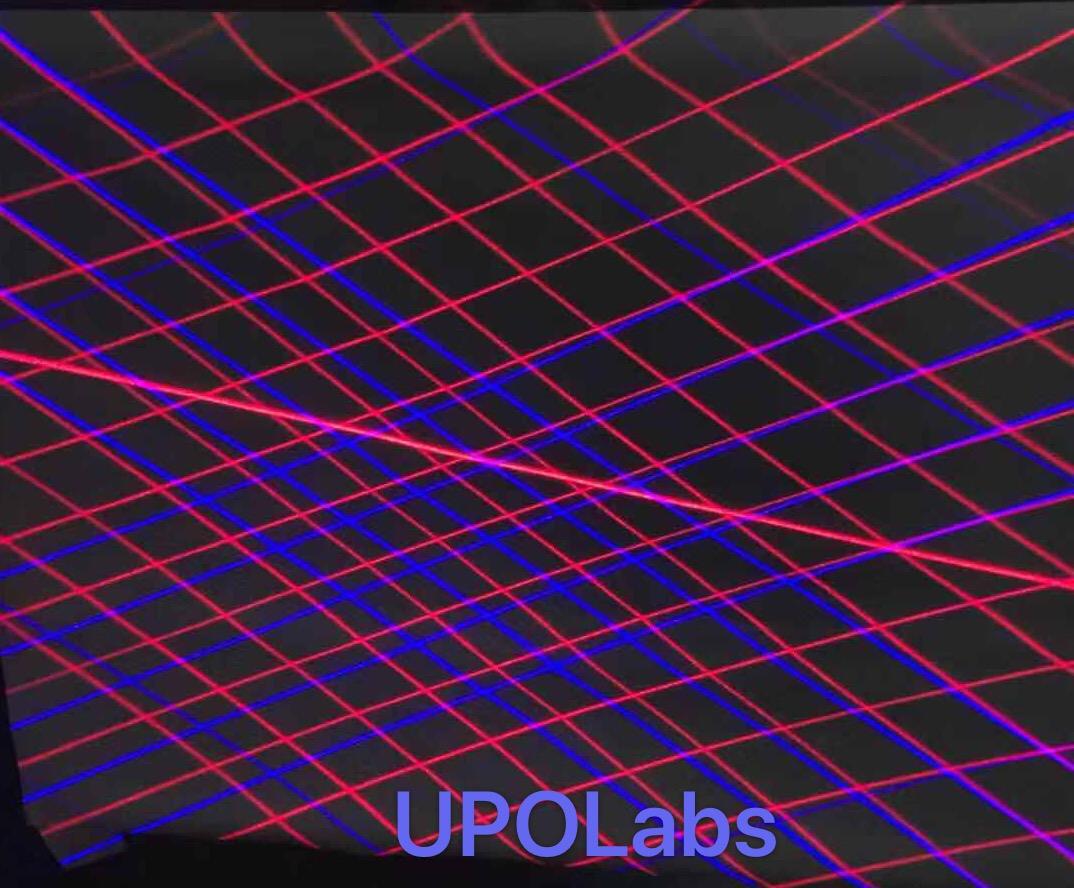 多线激光器